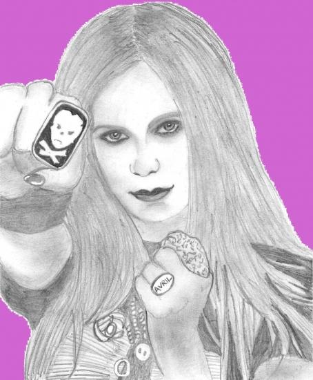 Avril Lavigne por rvsa17